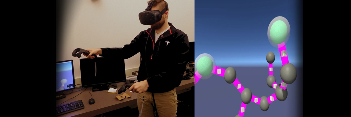 Chemistry and Virtual-reality