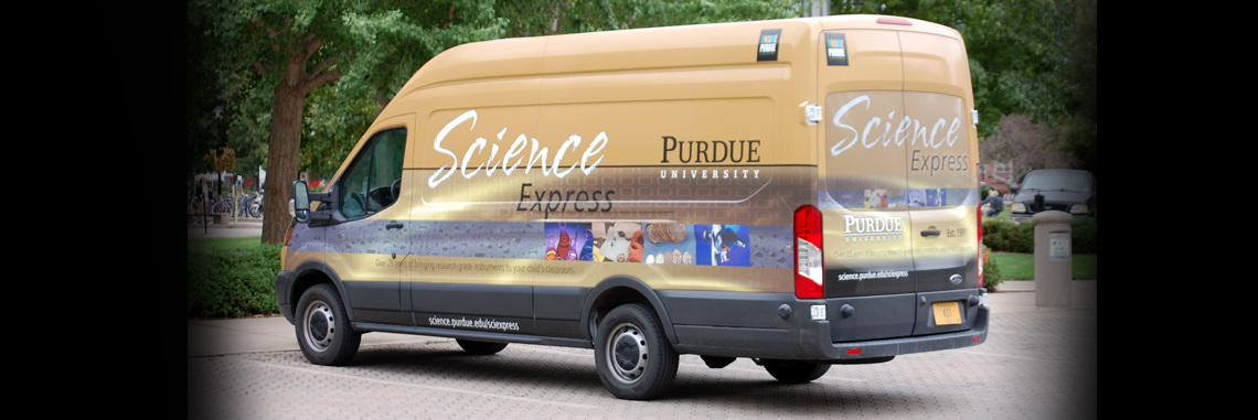Science Express Delivers
