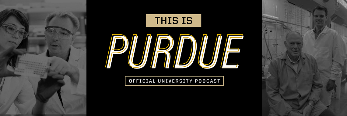 Purdue's Podcast Features Biochemistry